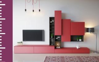 La tendance est au look déstructuré, et aux meubles asymétriques !