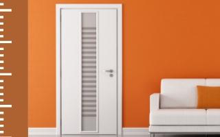 Changer vos portes peut changer le look de votre intérieur !